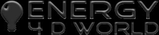 Energy 4 D World Logo